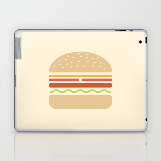 #62 Hamburger Laptop & iPad Skin