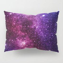Interstellar Nebula Pillow Sham