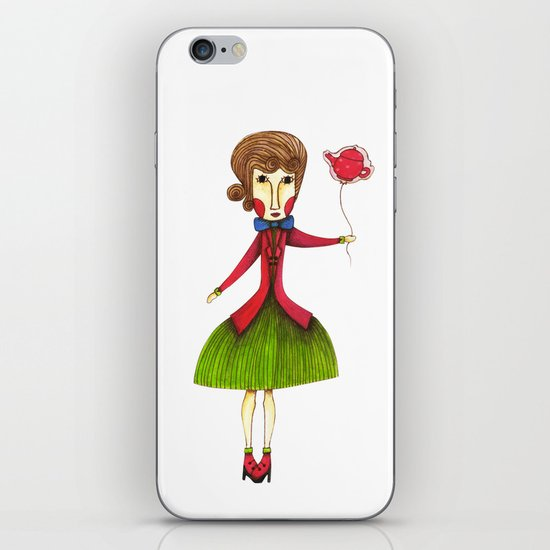 Let's Party - Musicy iPhone & iPod Skin