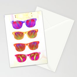 Sunglasses In Paradise Stationery Cards
