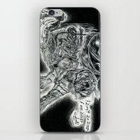 salvador dali iPhone & iPod Skins featuring Salvador Dali by Art & Ink