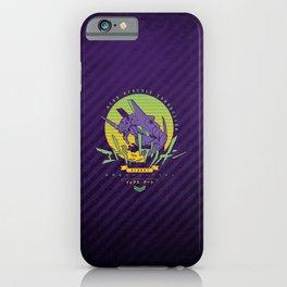 022 Evangelion iPhone Case