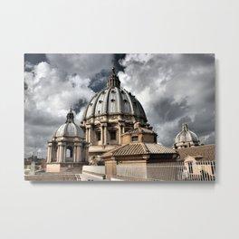 The Vatican, Rome Metal Print