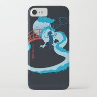 spirited away iPhone & iPod Cases featuring Spirited by IlonaHibernis