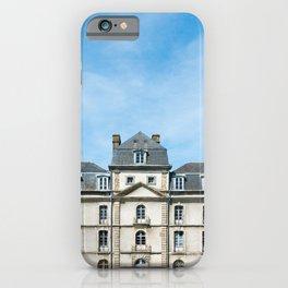 Hermine Castle iPhone Case