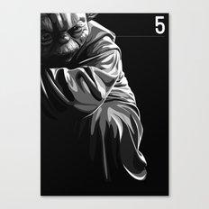 Episode 5 Canvas Print