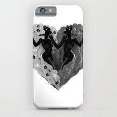 Self Love B/W Slim Case iPhone 6s