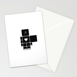TinyBot Stationery Cards