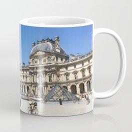 Louvre - Paris, France Coffee Mug