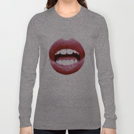 Lips Long Sleeve T-shirt