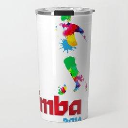 DIMBA 2014 Travel Mug