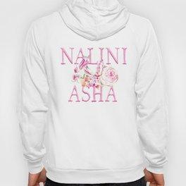 Nalini Asha Logo (blush) Hoody