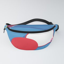 Ping & Pong Fanny Pack