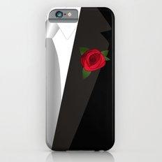 Bride&Groom/Groom's Suit iPhone 6s Slim Case