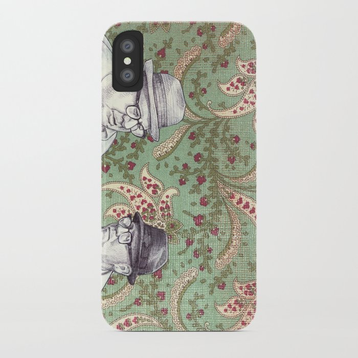 Old Men iPhone Case