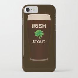 Irish Stout iPhone Case