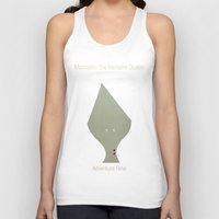 marceline Tank Tops featuring Adventure Time Marceline by lalalaokay