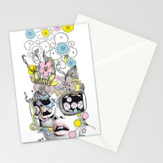 psykéwoman Stationery Cards