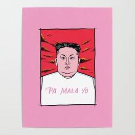 Pa mala yo Poster