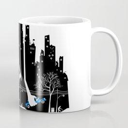 Beware Of Those Hands Coffee Mug