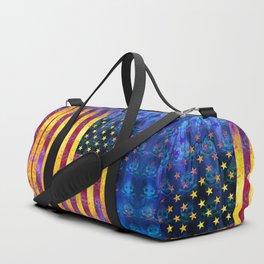 Bitter Poison Skulls: (Flag Exclusion) Duffle Bag