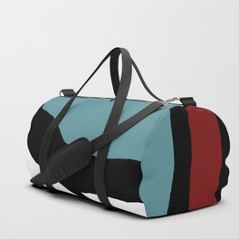 Abstract Painting Design - 1 Duffle Bag