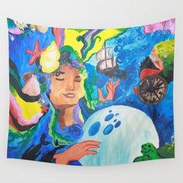 Ocean Gypsy Wall Tapestry