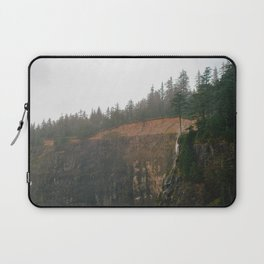 Windblown Waterfall // Oregon Laptop Sleeve