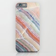 Pastel Onyx Marble iPhone 6s Slim Case
