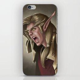 Elven Fury iPhone Skin