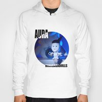 artrave Hoodies featuring AURA ARTRAVE by Sergiomonster