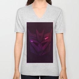 Transformers Prime - Lord Megatron Unisex V-Neck