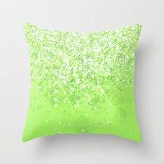 New Colors XI Throw Pillow
