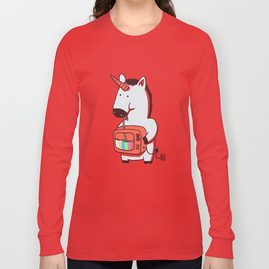 Delicious Colors Long Sleeve T-shirt