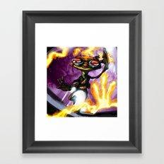 Razputin Framed Art Print