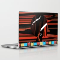 hollywood Laptop & iPad Skins featuring Hollywood by AndISky