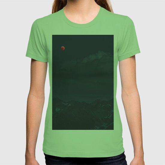 b6693a00b469d lunar eclipse #society6 #decor #buyart T-shirt