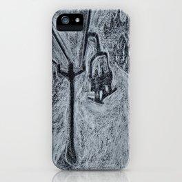 POWDER iPhone Case