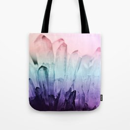 FESTIVAL RAINBOW CRYSTAL Tote Bag