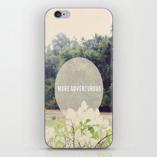 More Adventurous iPhone & iPod Skin
