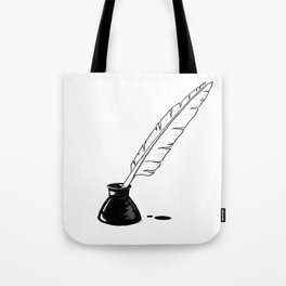 The Quill Tote Bag