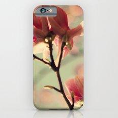 Dogwood flowers Slim Case iPhone 6