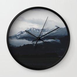 Chilliwack Wall Clock