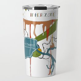 Naked Lunch Travel Mug