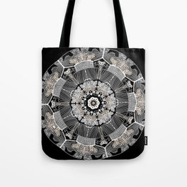 GoldenMandala Tote Bag