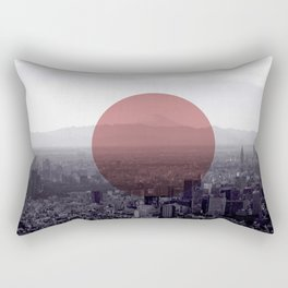 Fuji in the Distance - Remastered Rectangular Pillow