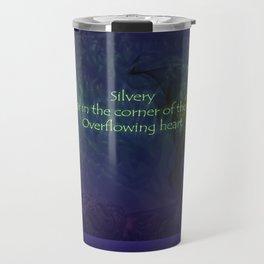 Blue Love Travel Mug