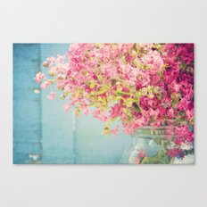 oh crepe Canvas Print
