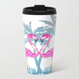 Flamingo  Travel Mug