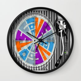 1210  Wall Clock